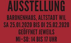 Ausstellung der Wiler Tüüfel zum 425 Jahre Jubiläum: 25.01.2020 bis 25.02.2020 im Baronenhaus, Altstadt Wil SG