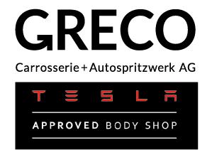 Logo Greco Carosserie + Autospritzwerk AG